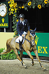17 April 2009: Darragh Kerins (IRL) and Night Train at the Rolex World Cup Jumping Final II.