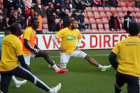 Pictured: Ashley Williams Sunday 01 February 2015<br />
