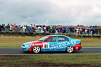 1993 British Touring Car Championship. #21 Julian Bailey (GBR). Team Securicor Toyota. Toyota Carina E GTi.