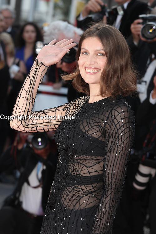 LAETITIA CASTA - RED CARPET OF THE FILM 'LA FILLE INCONNUE' AT THE 69TH FESTIVAL OF CANNES 2016