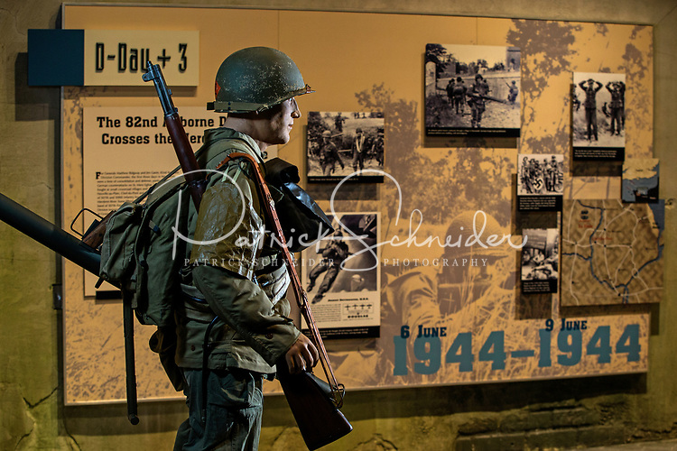 Photography of the Airborne & Special Operations Museum located near Fort Bragg in Fayetteville, North Carolina.  The U.S. Army Airborne & Special Operations Museum is part of the United States Army Museum System. <br /> <br /> Charlotte Photographer - PatrickSchneiderPhoto.com