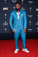 MIAMI, FL - FEBRUARY 1: Cam Jordan attends the 2020 NFL Honors at the Ziff Ballet Opera House during Super Bowl LIV week on February 1, 2020 in Miami, Florida. (Photo by Anthony Behar/Fox Sports/PictureGroup)
