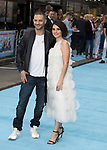 Tom Hardy and Charlotte Riley attend the London premiere of 'Swimming With Men' at Curzon Mayfair Cinema in London.<br /> <br /> JULY 4th 2018<br /> <br /> REF: SMO 182475 _<br /> Credit: Matrix/MediaPunch ***FOR USA ONLY***