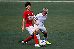 Guangzhou Evergrande vs HKFA U-23 during the Day 2 of the HKFC Citibank Soccer Sevens 2014 on May 24, 2014 at the Hong Kong Football Club in Hong Kong, China. Photo by Victor Fraile / Power Sport Images