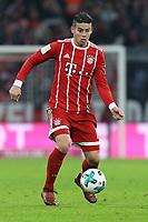 James Rodriguez #11 (FC Bayern Muenchen) , FC Bayern Muenchen vs. FC Augsburg, Football, 1.Bundesliga, 18.11.2017 *** Local Caption *** © pixathlon<br /> Contact: +49-40-22 63 02 60 , info@pixathlon.de
