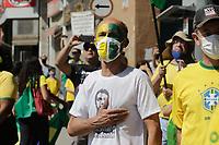07/09/2021 - MANIFESTAÇÃO DO 7 DE SETEMBRO EM CAMPINAS