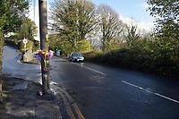 2017 11 05 Naomi Carter and Jamie Thomas die in car crash, Wales, UK