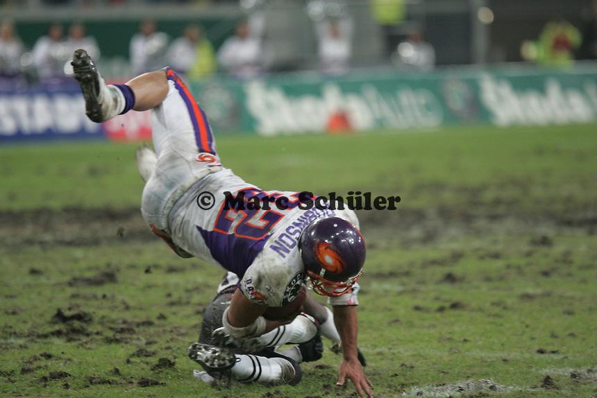Roger Robinson (Frankfurt Galaxy, Runningback)