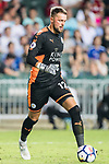 Leicester City FC goalkeeper Ben Hamer in action during the Premier League Asia Trophy match between Leicester City FC and West Bromwich Albion at Hong Kong Stadium on 19 July 2017, in Hong Kong, China. Photo by Weixiang Lim / Power Sport Images