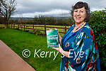 Amantha Murphy from Faha with her new book The Way of the Seabhean which is going on sale in early February.