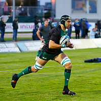 1st October 2021;  The Sportsground, Galway, Ireland; United Rugby Championships, Connacht versus Bulls; Ultan Dillane (Connacht) pictured during the warm up