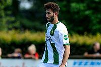 LEEK - Voetbal, Pelikaan S - FC Groningen , voorbereiding seizoen 2021-2022, oefenduel, 03-07-2021, FC Groningen speler Marin Sverko
