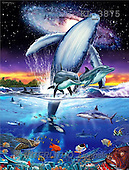 Interlitho, Lorenzo, FANTASY, paintings, oceangalaxy 1, KL, KL3875,#fantasy# illustrations, pinturas