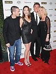 James Driskill,Chloe Lattanzi,Olivia Newton John and John Easterling at G'Day USA LA Black Tie Gala held at The Hollywood Palladium in Hollywood, California on January 22,2011                                                                               © 2010 Hollywood Press Agency