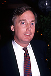 Robert Trump Attending a Birthday celebration for his brother Donald Trump at the Trump Castle in Atlantic City, New Jersey.<br />June 14, 1991