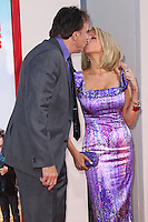 HOLLYWOOD, LOS ANGELES, CA, USA - MAY 21: Kevin Nealon, Susan Yeagley at the Los Angeles Premiere Of Warner Bros. Pictures' 'Blended' held at the TCL Chinese Theatre on May 21, 2014 in Hollywood, Los Angeles, California, United States. (Photo by Xavier Collin/Celebrity Monitor)