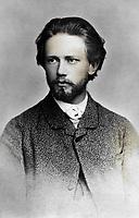Русский композитор Петр Ильич Чайковский, 1865 год / Russian composer Pyotr Ilyich Tchaikovsky, 1865