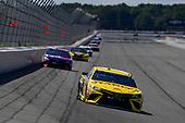 #19: Daniel Suarez, Joe Gibbs Racing, Toyota Camry STANLEY, #11: Denny Hamlin, Joe Gibbs Racing, Toyota Camry FedEx Express