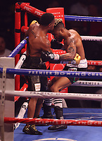 MINNEAPOLIS, MN - JUNE 27: Ve Shawn Owens defeated Joseph Francisco on the Fox Sports PBC fight at The Armory on June 27, 2021 in Minneapolis, Minnesota. (Photo by Carlos Gonzalez/Fox Sports/PictureGroup)