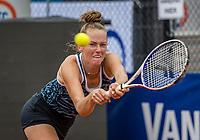 Amstelveen, Netherlands, 5  Juli, 2021, National Tennis Center, NTC, Amstelveen Womans Open,  Stephanie Judith Visscher (NED)<br /> Photo: Henk Koster/tennisimages.com