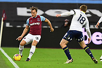 Mark Noble of West Ham United during West Ham United vs Aston Villa, Premier League Football at The London Stadium on 30th November 2020