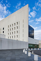 John F. Kennedy Presidential Library and Museum, Boston, Massachusetts, USA