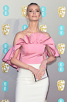 Tatiana Korsakova<br /> arriving for the BAFTA Film Awards 2019 at the Royal Albert Hall, London<br /> <br /> ©Ash Knotek  D3478  10/02/2019