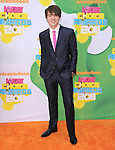 Drake Bell attends The 24th Annual Kids' Choice Awards held at USC's Galen Center in Los Angeles, California on April 02,2011                                                                               © 2010 DVS / Hollywood Press Agency