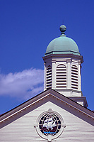 Tower, Plymouth Memorial Building, Plymouth, Massachusetts, US