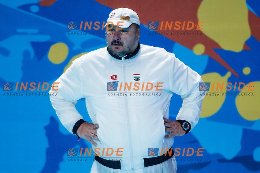 MERESZ Andras HUN<br /> Preliminary Round II<br /> Waterpolo - Waterpolo Arena<br /> Day09 01/08/2015<br /> XVI FINA World Championships Aquatics Swimming<br /> Kazan Tatarstan RUS July 24 - Aug. 9 2015 <br /> Photo A.Masini/Deepbluemedia/Insidefoto