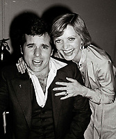 Arnaz Jr. Henderson6854.JPG<br /> New York, NY 1978 FILE PHOTO<br /> Desi Arnaz Jr., Florence  Henderson<br /> Studio 54<br /> Digital photo by Adam Scull-PHOTOlink.net<br /> ONE TIME REPRODUCTION RIGHTS ONLY<br /> NO WEBSITE USE WITHOUT AGREEMENT<br /> 718-487-4334-OFFICE  718-374-3733-FAX