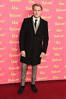 George Rains<br /> arriving for the ITV Palooza at the Royal Festival Hall, London.<br /> <br /> ©Ash Knotek  D3532 12/11/2019