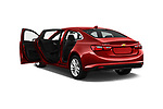 Car images of 2016 Chevrolet Malibu 1LT 4 Door Sedan Doors
