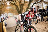 Laura Verdonschot (BEL/Pauwels Sauzen-Bingoal)<br /> <br /> Women's Race<br /> UCI cyclocross WorldCup - Koksijde (Belgium)<br /> <br /> ©kramon