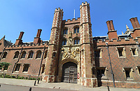 Cambridge University has announced that there will be no face-to-face lectures over the course of the next 2020/2021 academic year due to COVID-19. The world renowned University is currently closed, like all Universities across the UK who sent students home in March and moved lectures, classes, exams and graduation ceremonies online <br /> It is the first British institution to confirm that it will hold virtual lectures for the entire year as a result of the coronavirus pandemic. May 30th 2020<br /> <br /> Photo by Keith Mayhew