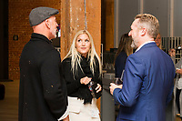 SAN FRANCISCO, CA - October 16 - Brian Lewis, Jessica Fine and Mike Grisso attend Kilroy Realty / US Olympic Sailing Cocktail Reception 2019 on October 16th 2019 at Kilroy Innovation Center in San Francisco, CA (Photo - Andrew Caulfield for Drew Altizer Photography)