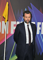 """Daniel Mays at the 65th BFI London Film Festival """"The Phantom of the Open"""" world premiere, Royal Festival Hall, Belvedere Road, on Tuesday 12th October 2021, in London, England, UK. <br /> CAP/CAN<br /> ©CAN/Capital Pictures"""
