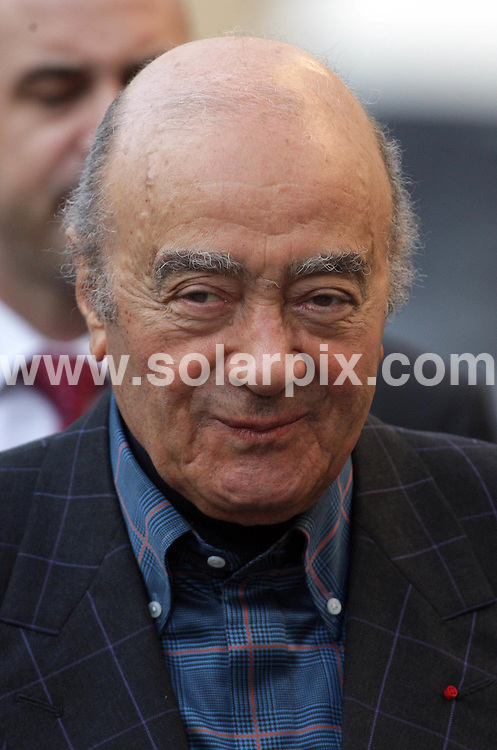 **ALL ROUND PICTURES FROM SOLARPIX.COM**.**NO UK NEWSPAPER PUBLICATION **UK MAGAZINE PUBLICATION ONLY** AND NO PUBLICATION IN FRANCE, SCANDINAVIA, AUSTRALIA AND GERMANY** .Mohammed Al Fayed arrives at the High Court in London this morning to give evidence at the inquest into the deaths of Princess Diana and Dodi Fayed.JOB REF: 5788       SFE       DATE: 18.02.08.**MUST CREDIT SOLARPIX.COM OR DOUBLE FEE WILL BE CHARGED* *UNDER NO CIRCUMSTANCES IS THIS IMAGE TO BE REPRODUCED FOR ANY ONLINE EDITION WITHOUT PRIOR PERMISSION*