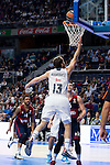 Real Madrid´s player Sergio Rodriguez during the 4th match of the Turkish Airlines Euroleague at Barclaycard Center in Madrid, Spain, November 05, 2015. <br /> (ALTERPHOTOS/BorjaB.Hojas)