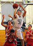 Los Altos boys basketball beats San Benito 52-51