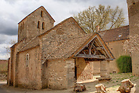 France, Saône-et-Loire (71), Besanceuil, chapelle castrale de Besanceuil // France, Saône-et-Loire (71), Besanceuil, Chapel castrale of Besanceuil