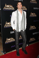 BEVERLY HILLS, CA - FEBRUARY 27: Ian Somerhalder at the 3rd Annual Noble Awards at the  Beverly Hilton Hotel in Beverly Hills, California on February 27, 2015. Credit: David Edwards/DailyCeleb/MediaPunch