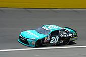 NASCAR Xfinity Series<br /> Hisense 4K TV 300<br /> Charlotte Motor Speedway, Concord, NC USA<br /> Saturday 27 May 2017<br /> Denny Hamlin, Hisense Toyota Camry<br /> World Copyright: John K Harrelson<br /> LAT Images<br /> ref: Digital Image 17CLT2jh_02886