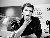 August 26, 1987 File Photo - Montreal (Qc) Canada - French Filmmaker Edouard Niermans at the 1987 World Film Festival.<br /> <br /> Edouard Niermans (born 10 November 1943) is a French film director, screenwriter and actor. His film The Return of Casanova was entered into the 1992 Cannes Film Festival.[