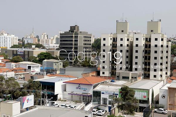 Campinas (SP), 02/10/2020 - Cidade - Vista de prédios e do Colegio Culto a Ciencia, na cidade de Campinas (SP).