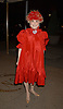 ..Cindy Adams..arriving at Arlene Dahl and Marc Rosen's 20th Anniversary ..party at Doubles on September 30, 2003 in New York City. ..Photo by Robin Platzer, Twin Images