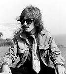 GEORGE HARRISON Magical Mystery Tour September 1967.© Chris Walter.