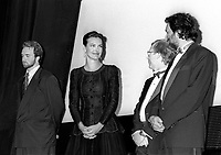 FILE PHOTO - <br /> Carole Bouquet a<br /> l'ouverture du Festival des Films du Monde, a la Place des arts, le 25 aout 1994.<br /> <br /> PHOTO : Pierre Roussel<br />  - Agence Quebec Presse