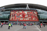 Pictured: Saturday 10 September 2011<br /> Re: Premiership Arsenal v Swansea City FC at the Emirates Stadium, London.