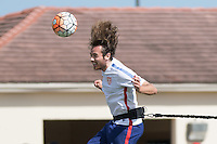 Key Biscayne, FL. - Monday, November 9, 2015: The U.S. Men's National team trains in preparation for their 2018 World Cup Qualifying matches versus St. Vincent and the Grenadines & Trinidad & Tobago at Barry University.